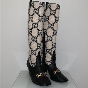 Gucci Zumi Knee Boots NWOT